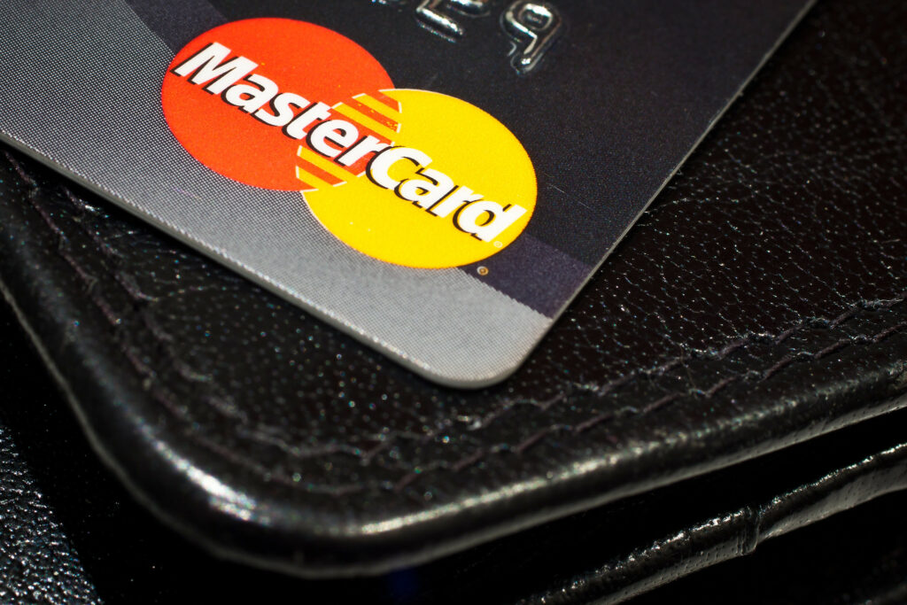 Licensing example MasterCard
