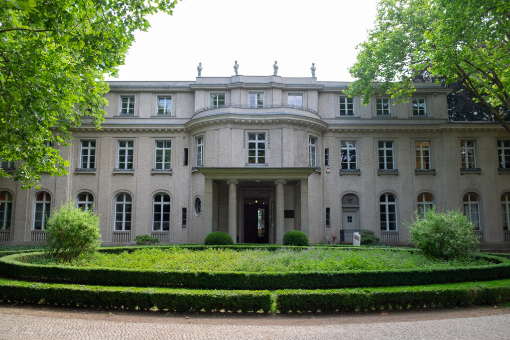 Haus der Wannseekonferenz