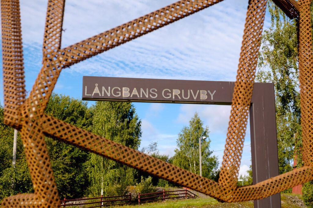 Långbans Gruvby