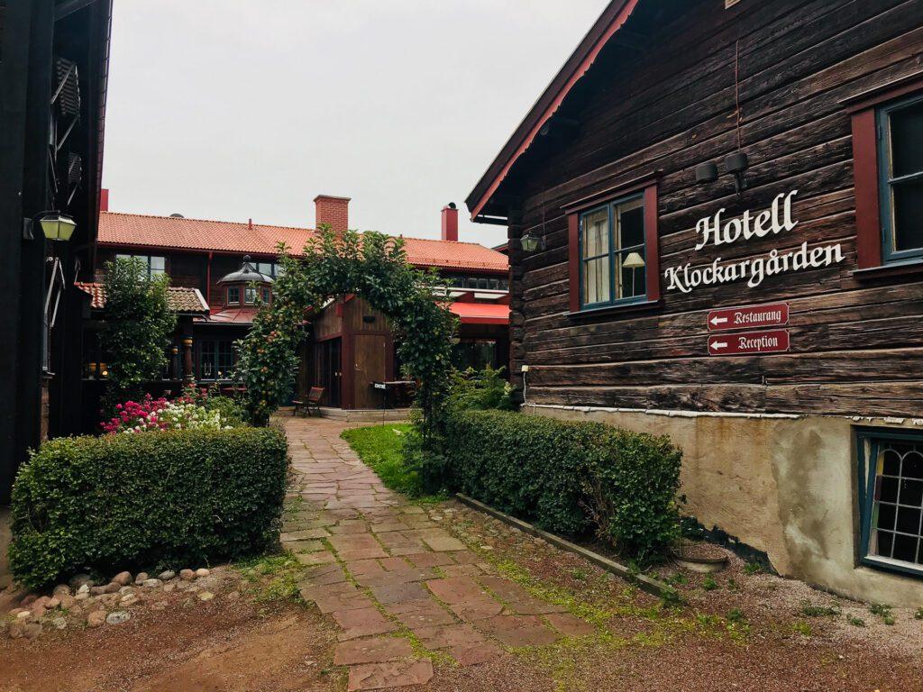 Hotell Klockaregården Tällberg